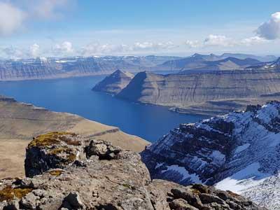 Slættaratindur – Gjógv – Saksun | Trekking