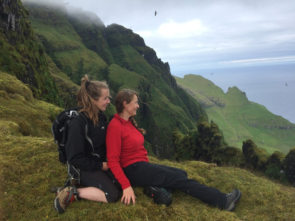 Árnafjall, Heinanøvan, Faroe Islands