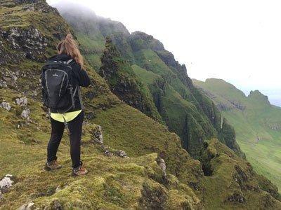 Árnafjall - Heinanøvan - Gásadalur | Trekking