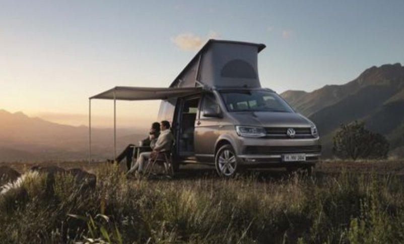 Autocamper/Minibus VW California Ocean