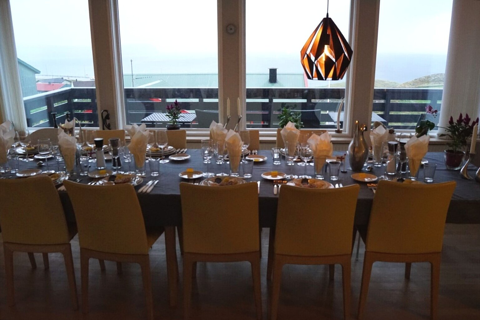 Faroese Home Dining