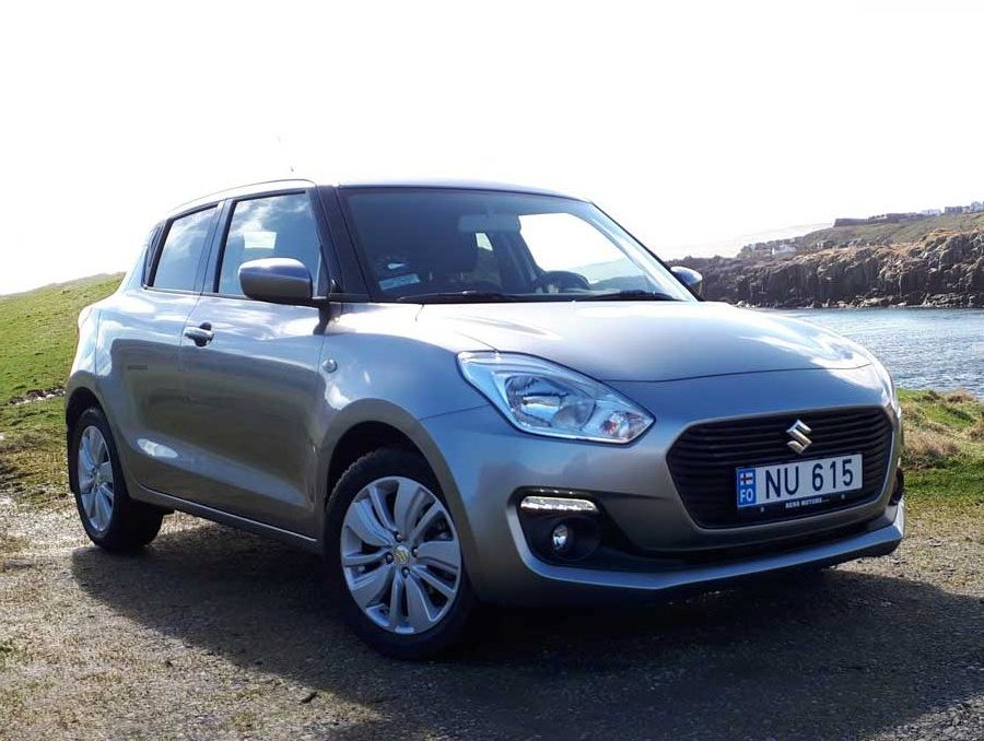 Suzuki Swift 1.2 action