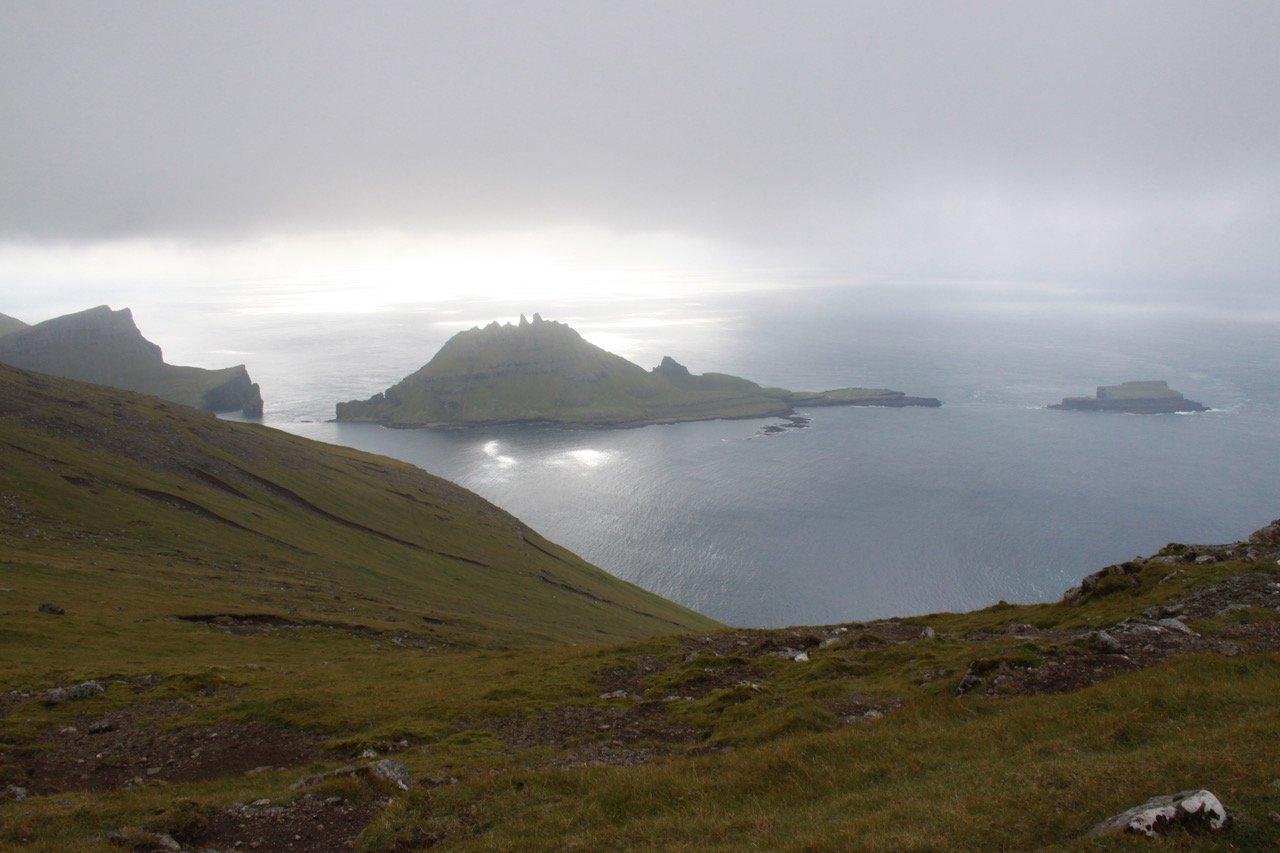 Tindhólmur, Vágar, Faroe Islands