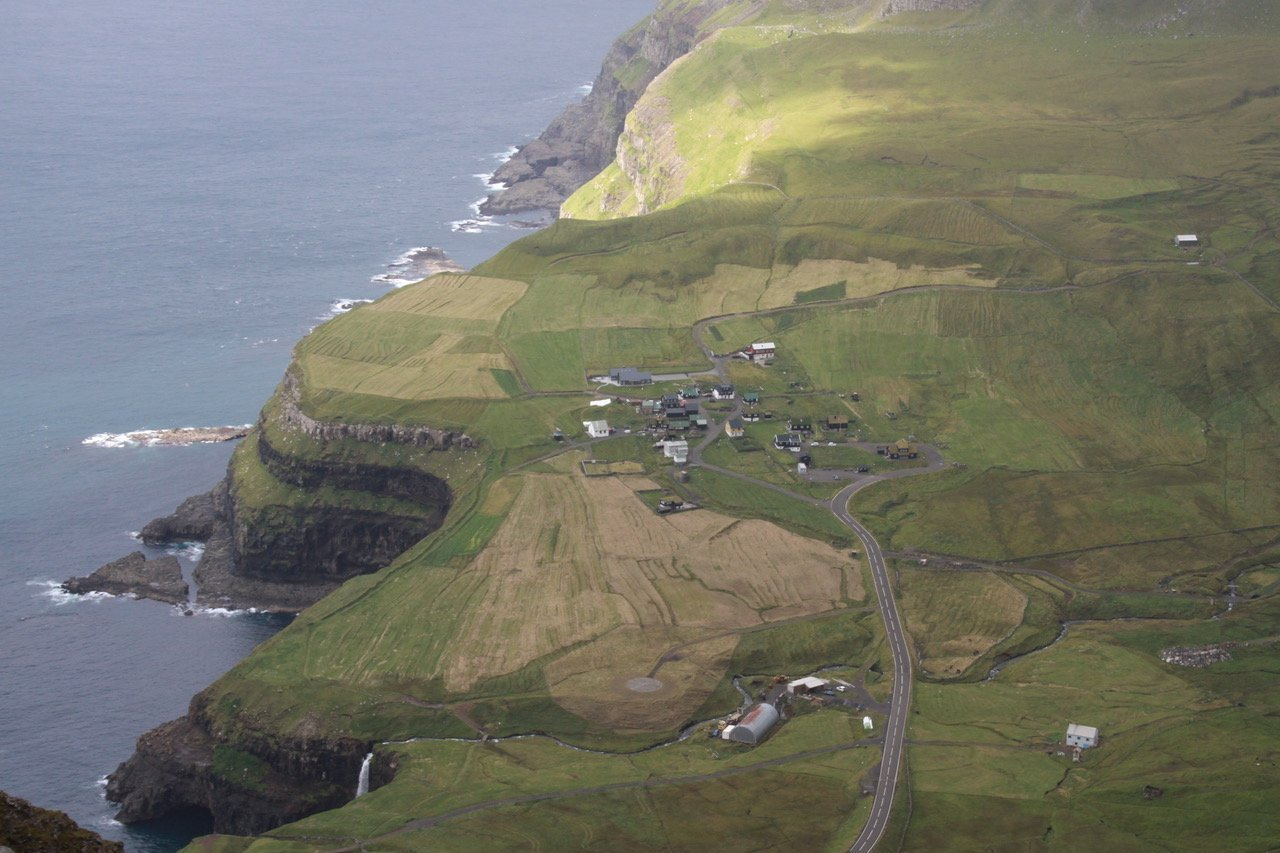 Gásadalur, Faroe Islands