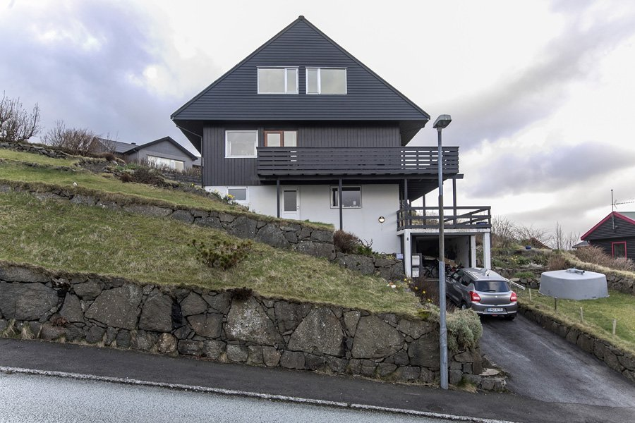 Luxury House, Faroe Islands