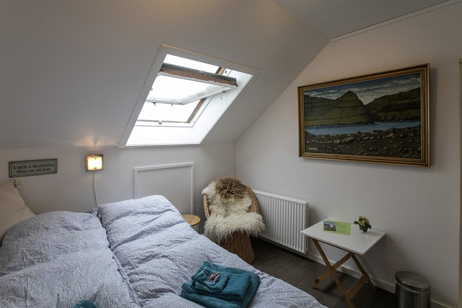 Accommodation room 4, FaroeGuide