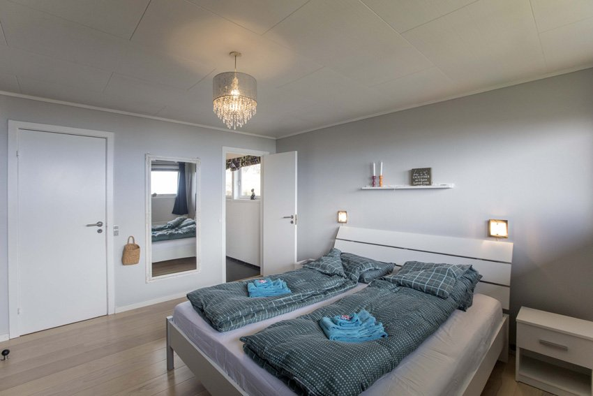 Accommodation room, FaroeGuide