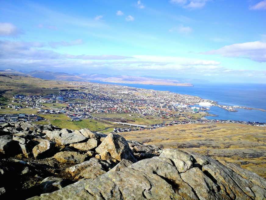 Kongavarða Tórshavn, Faroe Islands