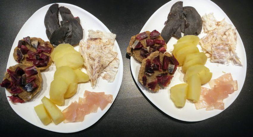 Faroese Platter Take Away