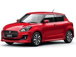 Suzuki Swift, aut. transmission, exclusive