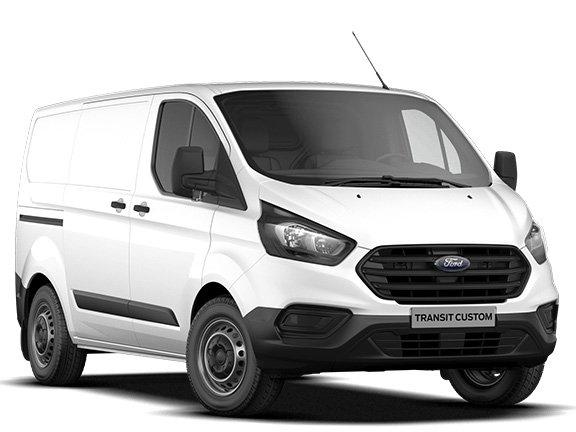 Ford Transit Van Cargo (Camper)